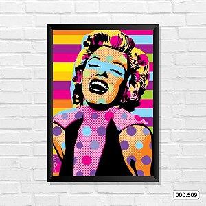Quadro - Marilyn Monroe