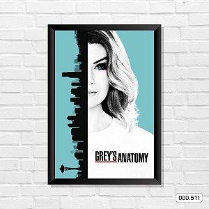 Quadro - Grey's Anatomy - Meredith