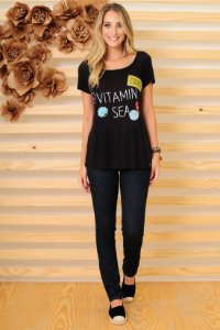 T-SHIRT VITAMIN SEA