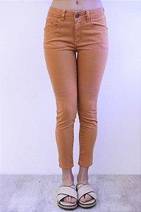 Calça Skinny Cropped