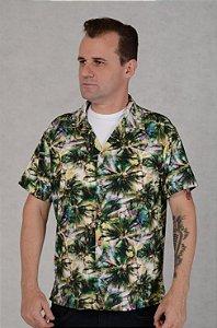 Camisa Masculina com Proteção Solar Endless Summer