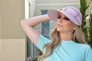 Viseira aba larga com Proteção UV e Copa Removível – Osíris