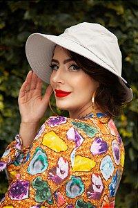 Chapéu com Proteção UV Iris