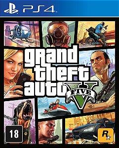 Gta Grand Theft Auto V - Ps4
