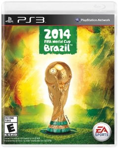 Fifa 14 - Copa Do Mundo Brasil - Ps3