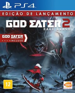 God Eater 2 - Rage Burst - Ps4