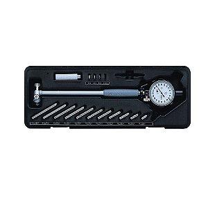 Comparador de Diâmetro Interno 10-18,5mm 0,01mm Para Furos Pequenos 511-204