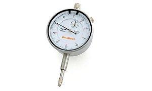 Relógio Comparador 10mm 0,01mm Digimess 121.304