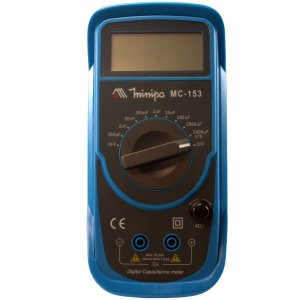 Capacímetro  Minipa MC-153