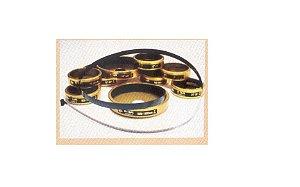 Fita Pi para Medição de Diâmetro e Perímetro Aço Inox 50-300mm marca Pi-tape-USA