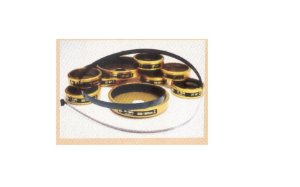 Fita Pi para Medição de Diâmetro e Perímetro Aço Carbono 2100-2400mm marca Pi-tape-USA