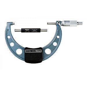 Micrômetro Externo 100-125mm 0,01mm Mitutoyo 103-141-10