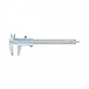 Paquímetro Analógico Guias de Titanio 150mm Mitutoyo 530-104B-10