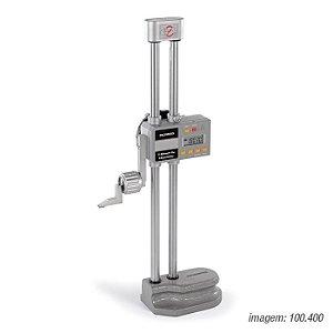 """Calibrador Traçador de Altura Digital Dupla Coluna 300mm/12"""" 0,01mm/.0005"""" Digimess 100.400"""
