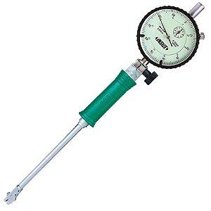 Comparador de Diâmetro Interno com Relógio 0,01mm 10-18,5mm Insize 2852-18