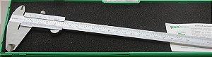 "Paquímetro Universal 0-200mm 0,02mm/.001"" Pantec 11205-200-2"
