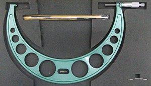 Micrometro Externo Analógico 275-300mm/0,01mm Pantec 13203-300