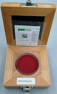 Plano Ótico para Inspeção de planeza Ø45x15mm 0,1µm Pantec 14100-45-1
