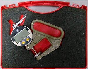 Medidor de Espessura Digital C/ Suporte Grande 0-10/0,001 1361206 Ultra