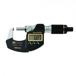 Micrômetro Externo Digital QuantuMike 0-25mm 0,001mm IP65 Mitutoyo 293-145-30