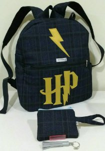 MOCHILA STELLA G JEANS HARRY POTTER