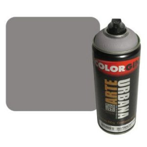 Colorgin Arte Urbana - 935  Cinza Londres - 400 ml