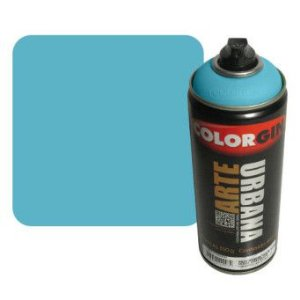 Colorgin Arte Urbana - 923 Azul Céu - 400 ml