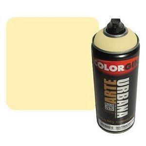 Colorgin Arte Urbana - 913 Amarelo Baunilha - 400 ml