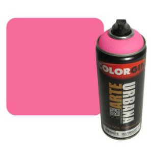 Colorgin Arte Urbana - 917 Rosa Lírio - 400 ml