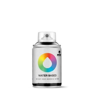 Water Based 100ml - PRETO
