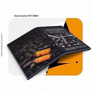 DVD Documentário PDF Crew