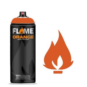 Spray Flame Orange - FO-212 - Orange
