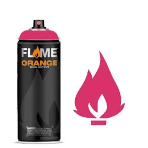 Spray Flame Orange - FO-402 Telemagenta