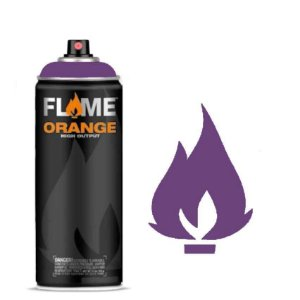 Spray Flame Orange - FO-410 BlackBerry