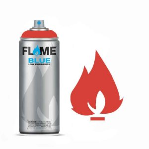 Spray Flame Blue - FB-304 Signal Red