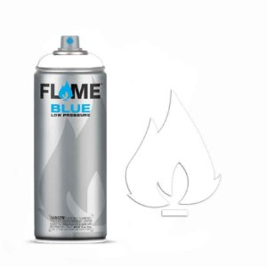Spray Flame Blue - FB-900 Pure White