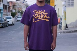 "Camiseta ""Tag Real Vandal"" 1"