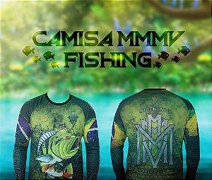 Camisa MMMV Pesca