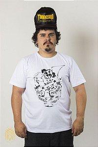 Camiseta Planeta Branca MMMV