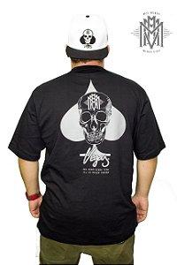 Camiseta Las Vegas - Preta
