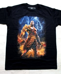 CAMISETA GOD OF WAR 66