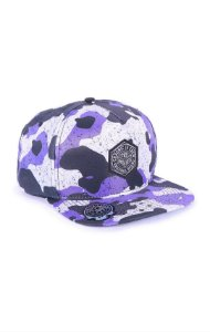 Boné Grape Camo Roxo