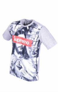Camiseta Supremo Christ