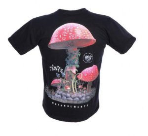 CAMISETA MUSHROOMS