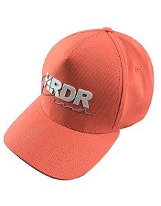 Boné Trucker HRDR Salmão