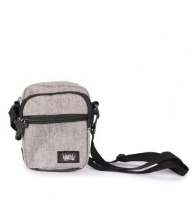SHOULDER BAG CHRONIC CINZA