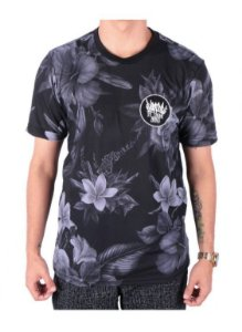 CAMISETA CHRONIC FLOWERS GRAF