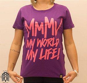 Baby Look My World My Life - ROXA
