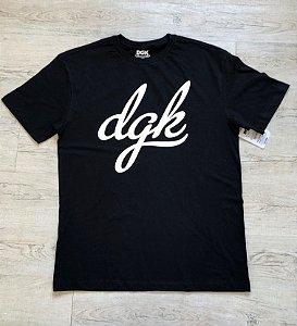 Camiseta DGK Letras