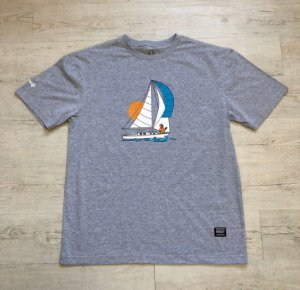 Camiseta GRIZZLY  Boat